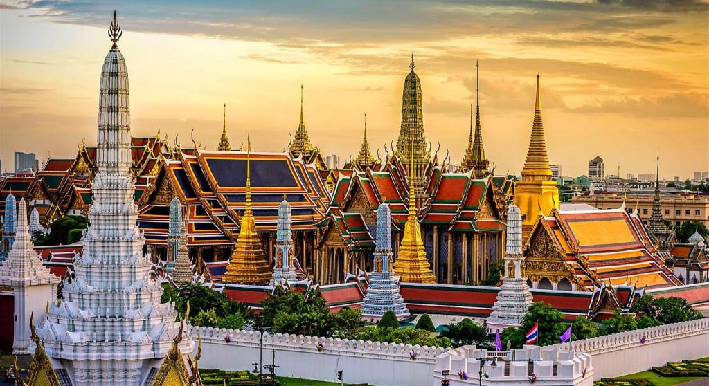 Grand Palace Wat Phra Kaew